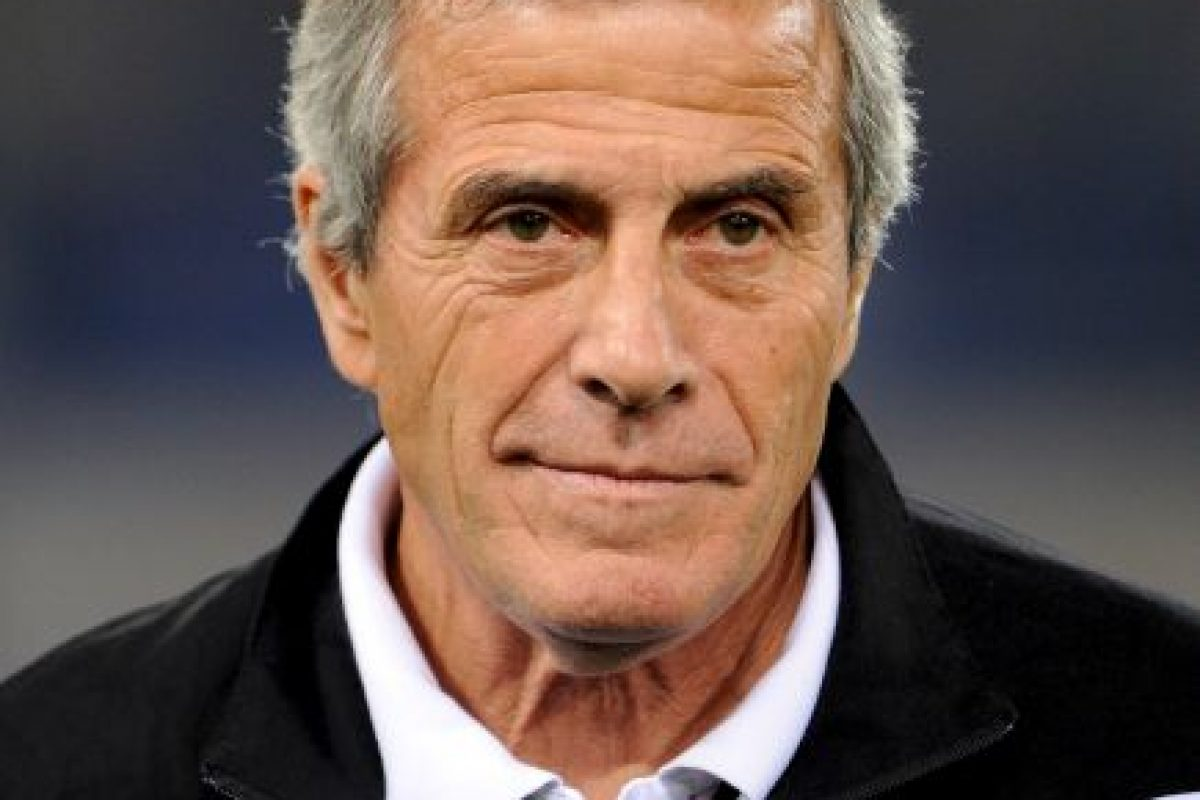 DT: Óscar Tabárez (Uruguay) Foto:Getty Images