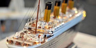 China construirá una réplica a tamaño real del Titanic