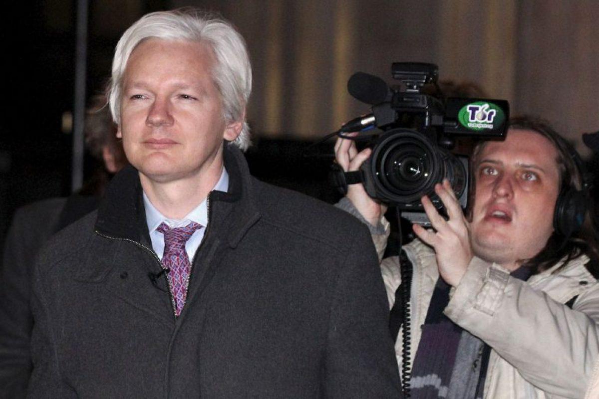 """""""Un analista de Startfor determinó que al menos 12 funcionarios de los Servicios de Inteligencia de Pakistán conocían la casa en la que se escondía Osama Bin Laden"""", informó """"The Daily Telegraph"""" en Reino Unido Foto:Getty Images"""