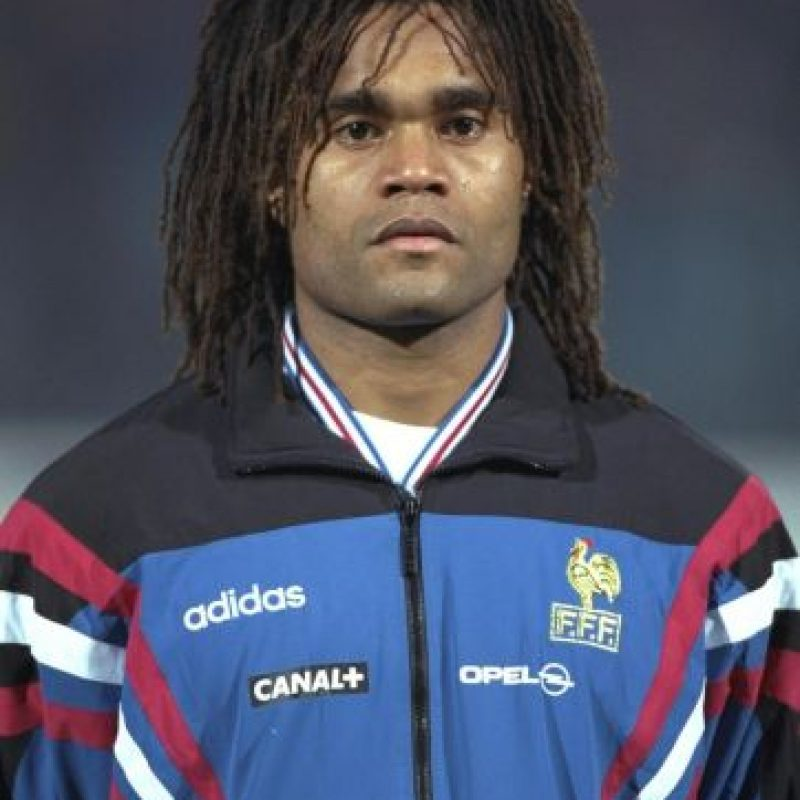 Christian Karembeu Foto: Getty Images