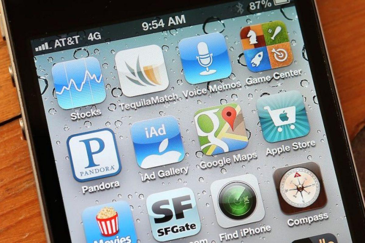 """4) Eliminación de la app """"Bang with friends"""" Foto:Getty Images"""