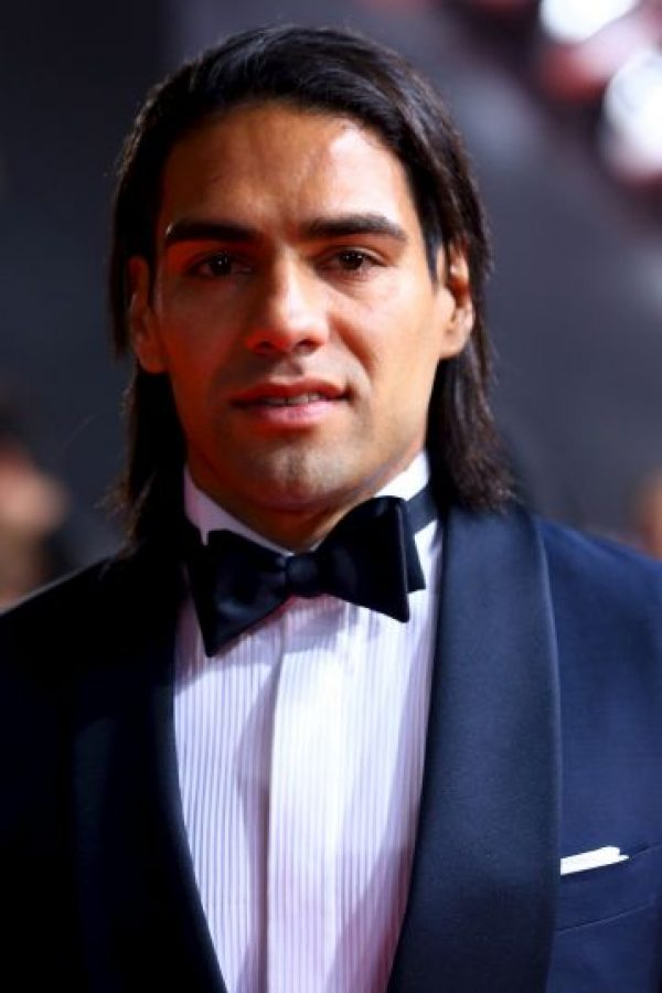 1. Radamel Falcao (Chelsea/Colombia) Foto: Getty Images