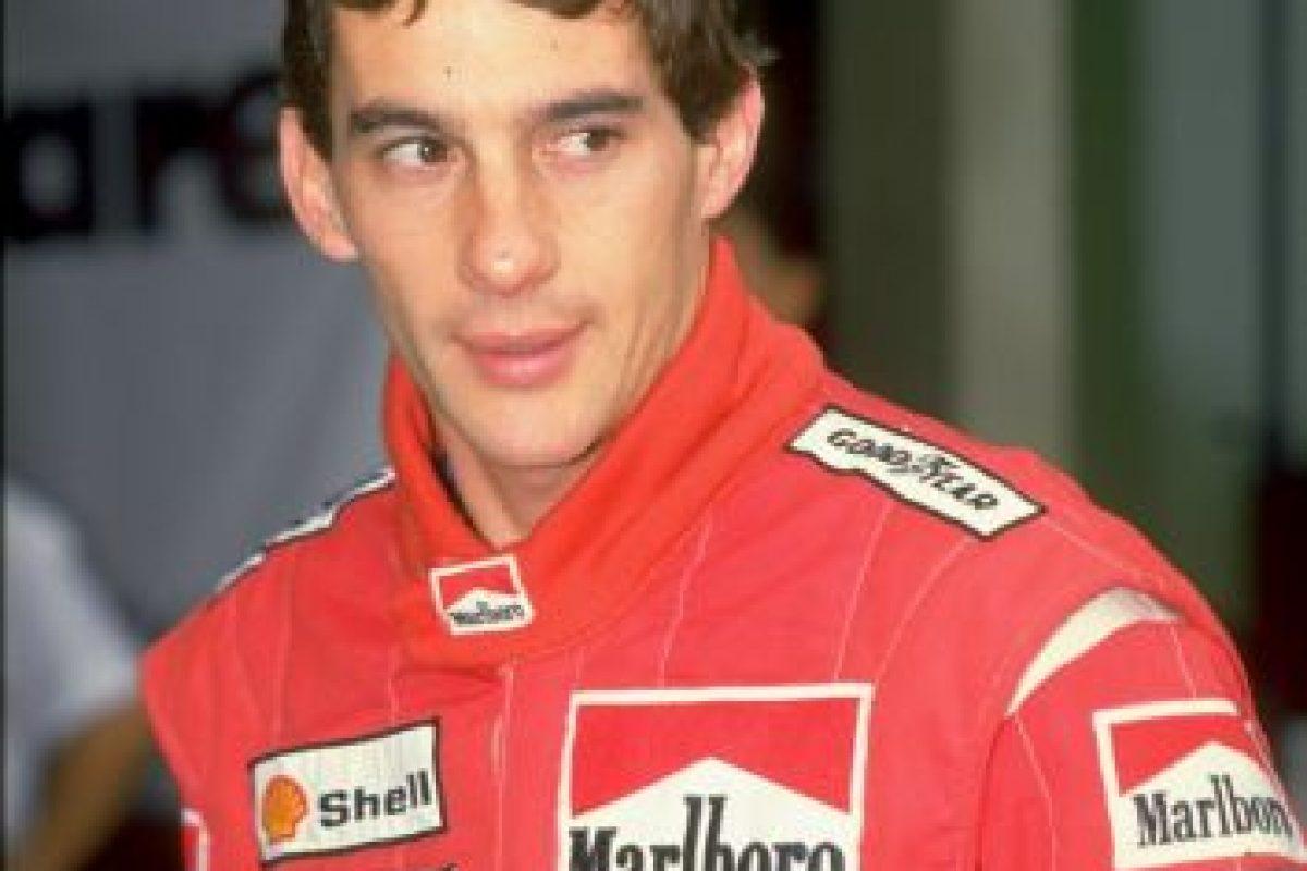 6. Ayrton Senna Foto:Getty Images