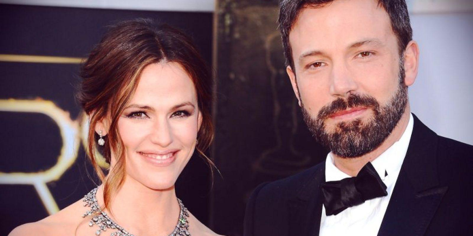Ben Affleck y Jennifer Garner anunciaron su separación en junio. Foto:Getty Images