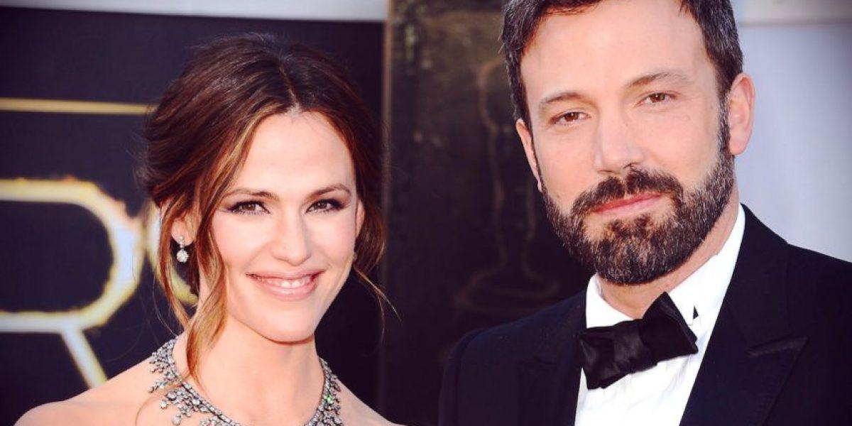 Viaje secreto entre Ben Affleck y niñera ocasionó ruptura con Jennifer Garner