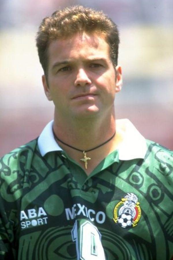 En dos torneos, un invitado ha conseguido tener al campeón de goleo: México. Ellos son Luis García Postigo con cuatro goles (empatado con Gabriel Batistuta) en 1995 y Luis Hernández con seis anotaciones en 1999. Foto:Getty Images