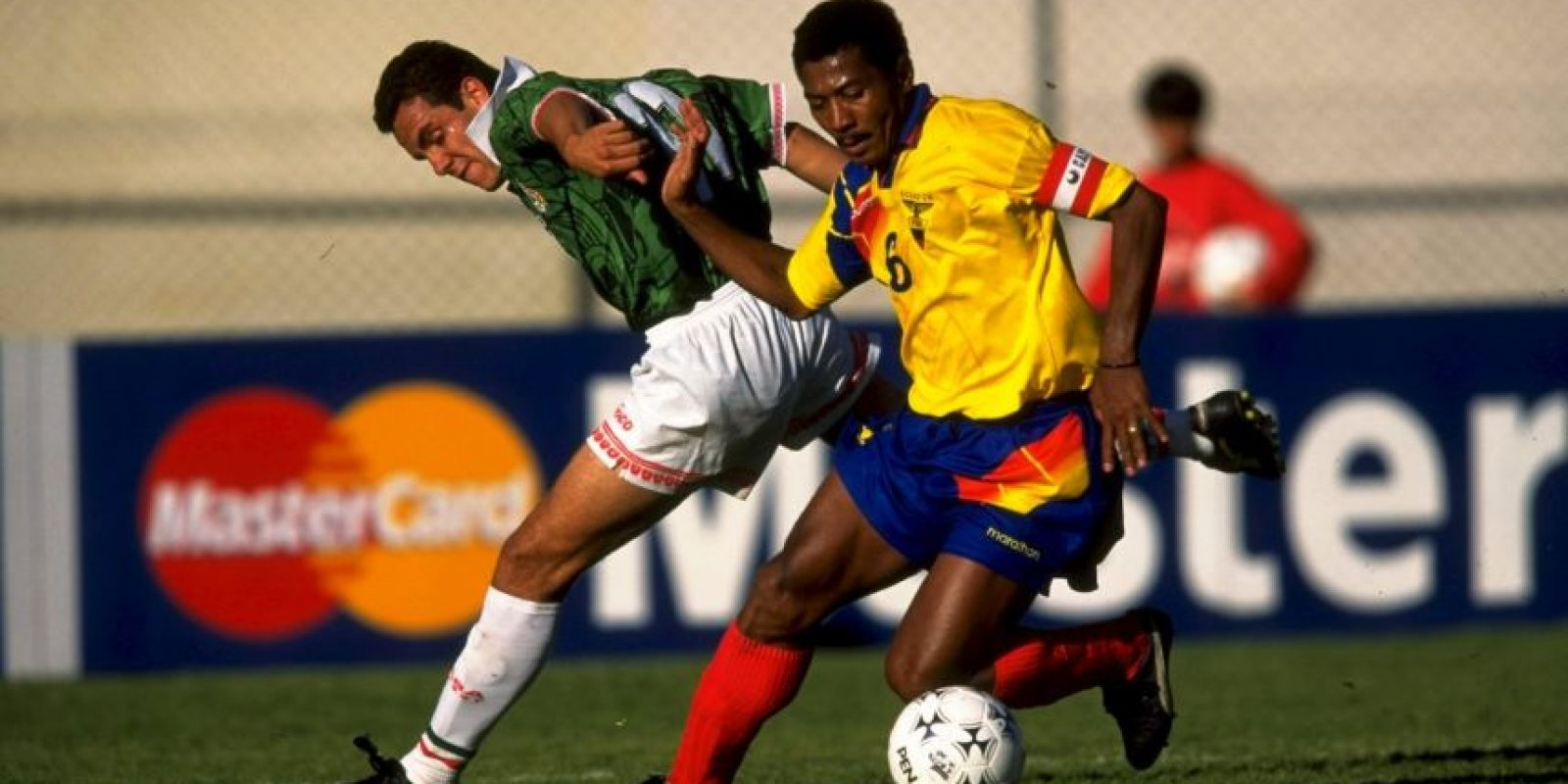 Copa América 1997 Foto: Getty Images