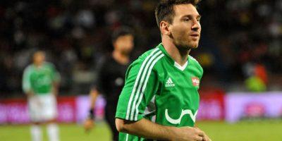 Messi era la estrella principal de los encuentros. Foto:Getty Images