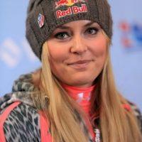 15. Lindsey Vonn. La esquiadora estadounidense tiene su propia fundación que apoya a las niñas y jóvenes Foto:Getty Images