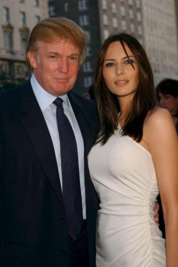 El precandidato a la presidencia de Estados Unidos por el Partido Republicano, Donald Trump, no ha parado de hacer expresiones controversiales. Foto:Getty Images