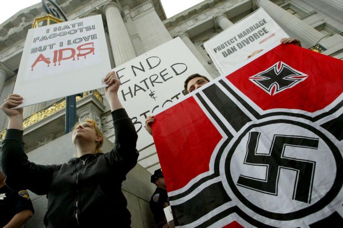 """El nazismo, a su vez, es una palabra que surge de la contracción del """"Nationalsozialismus (nacionalsocialismo)"""", el régimen que gobernó Alemania de 1933 a 1945. Foto:Getty Images"""