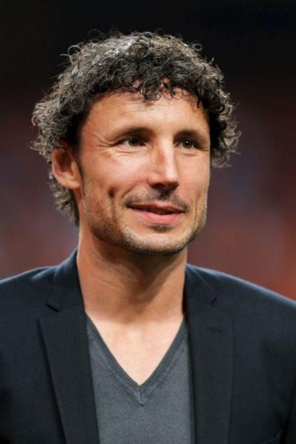 Mark Van Bommel (Barcelona) Foto: Getty Images