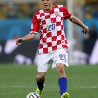También fue parte de la Selección de Croacia que disputó la Copa del Mundo de 2014 en Brasil. Foto:Getty Images