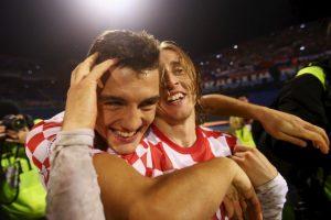 Debutó con el primer equipo del Dinamo a la edad de 16 años. Fue el 20 de noviembre de 2010 ante el Hrvatski Dragovoljac. Foto:Getty Images