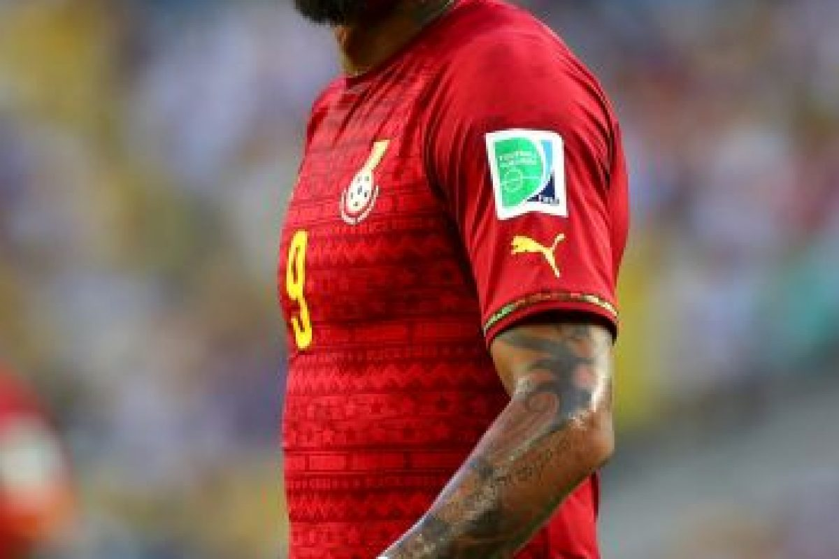 8. Kevin Prince Boateng Foto:Getty Images