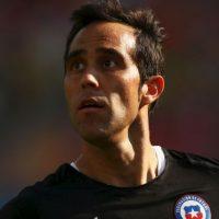 El portero de Chile ya está en semifinales del torneo sudamericano. Foto:Getty Images