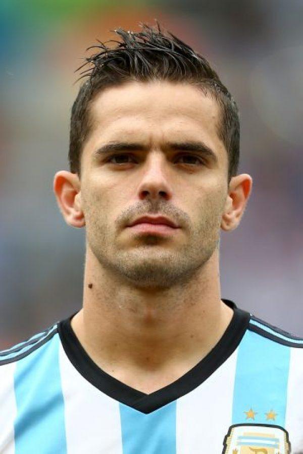 Fernando Gago (Argentina) Foto:Getty Images