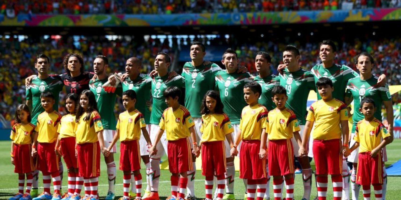 México participa en la Copa América desde 1993 y así le ha ido en más de 20 años. Foto:Getty Images