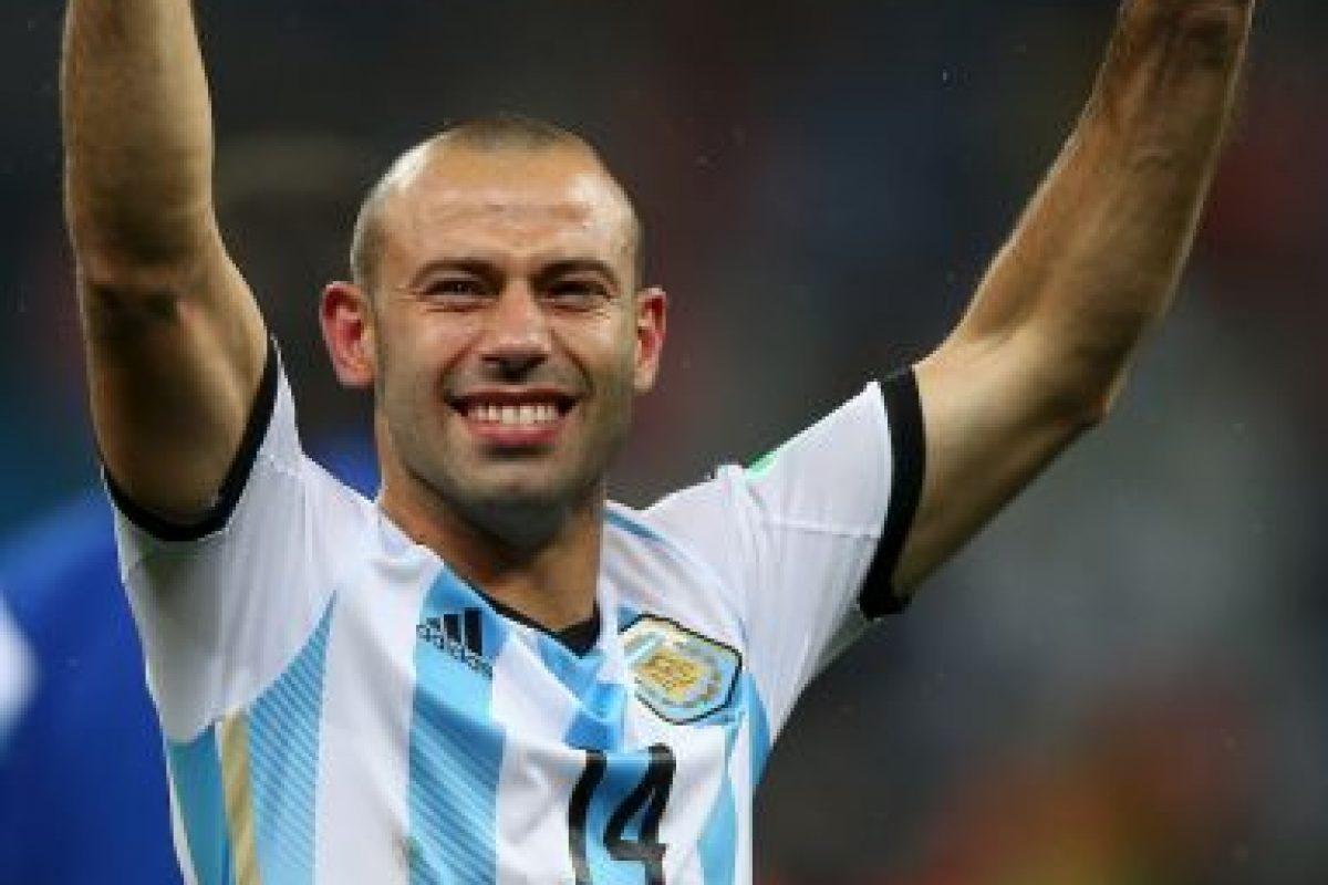 Además de hacer labores defensivas, fue el jugador que más pases completó en la Copa América con 297. Foto:Getty Images