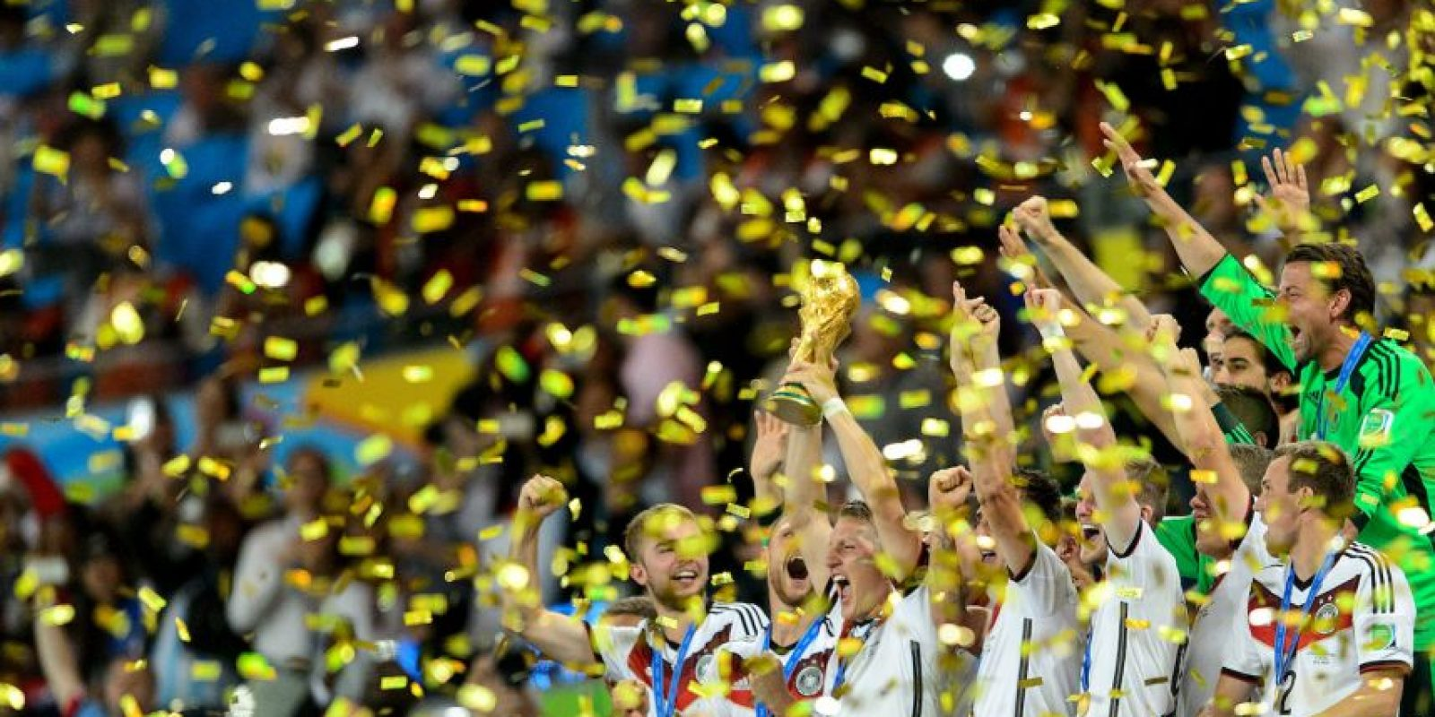 Mundial de Brasil 2014 Foto:Getty Images