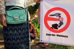 Las situaciones de conflicto, posconflicto y desplazamiento pueden agravar la violencia y dar lugar a nuevas formas de violencia contra las mujeres. Foto:Getty Images