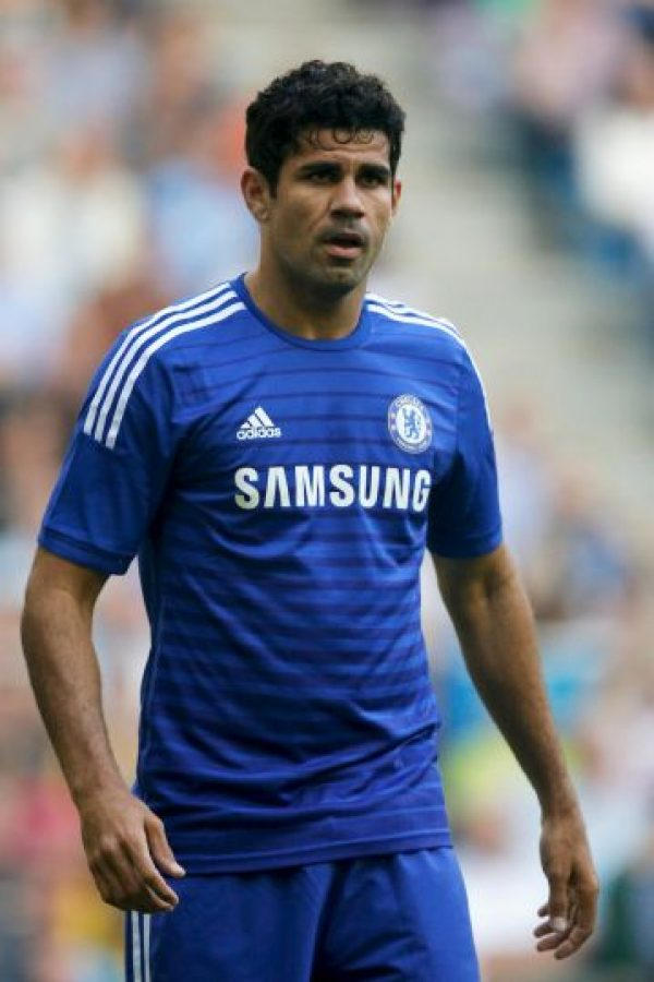 6. Diego Costa Foto: Getty Images