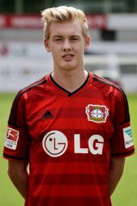 Juega en el Bayer Leverkusen de de la Bundesliga. Foto:Getty Images