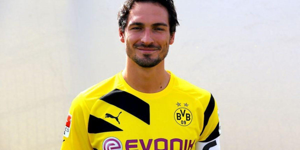 Mujeres escogen a futbolista del Borussia Dortmund como el más atractivo de la Bundesliga