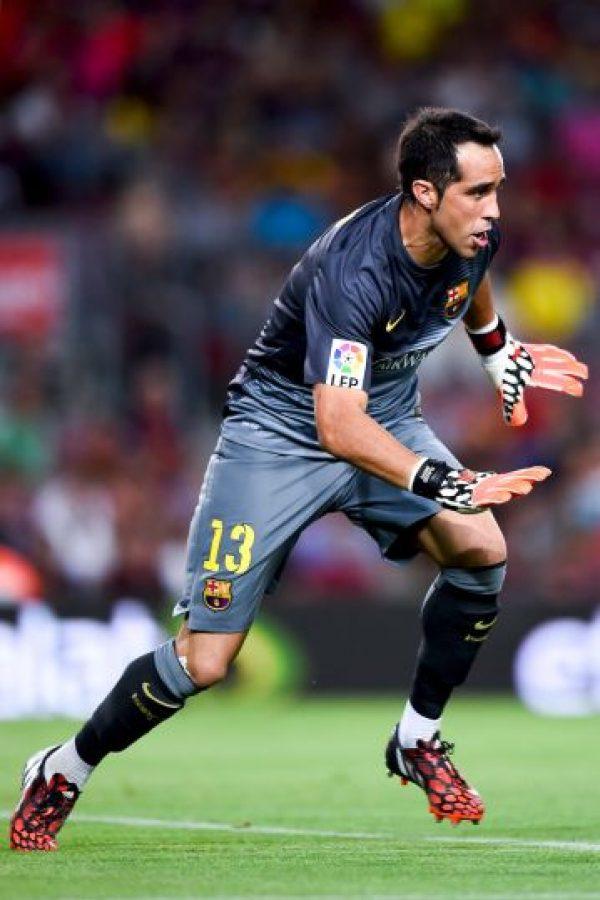 … ganó el Premio Zamora por ser el arquero menos goleado del año. Foto:Getty Images