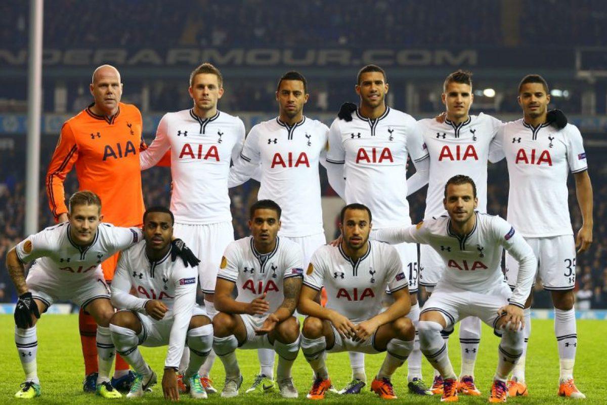3. Joe Lewis – Tottenham Foto:Getty Images