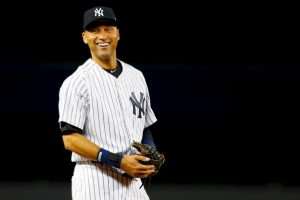 10. Derek Jeter Foto:Getty Images