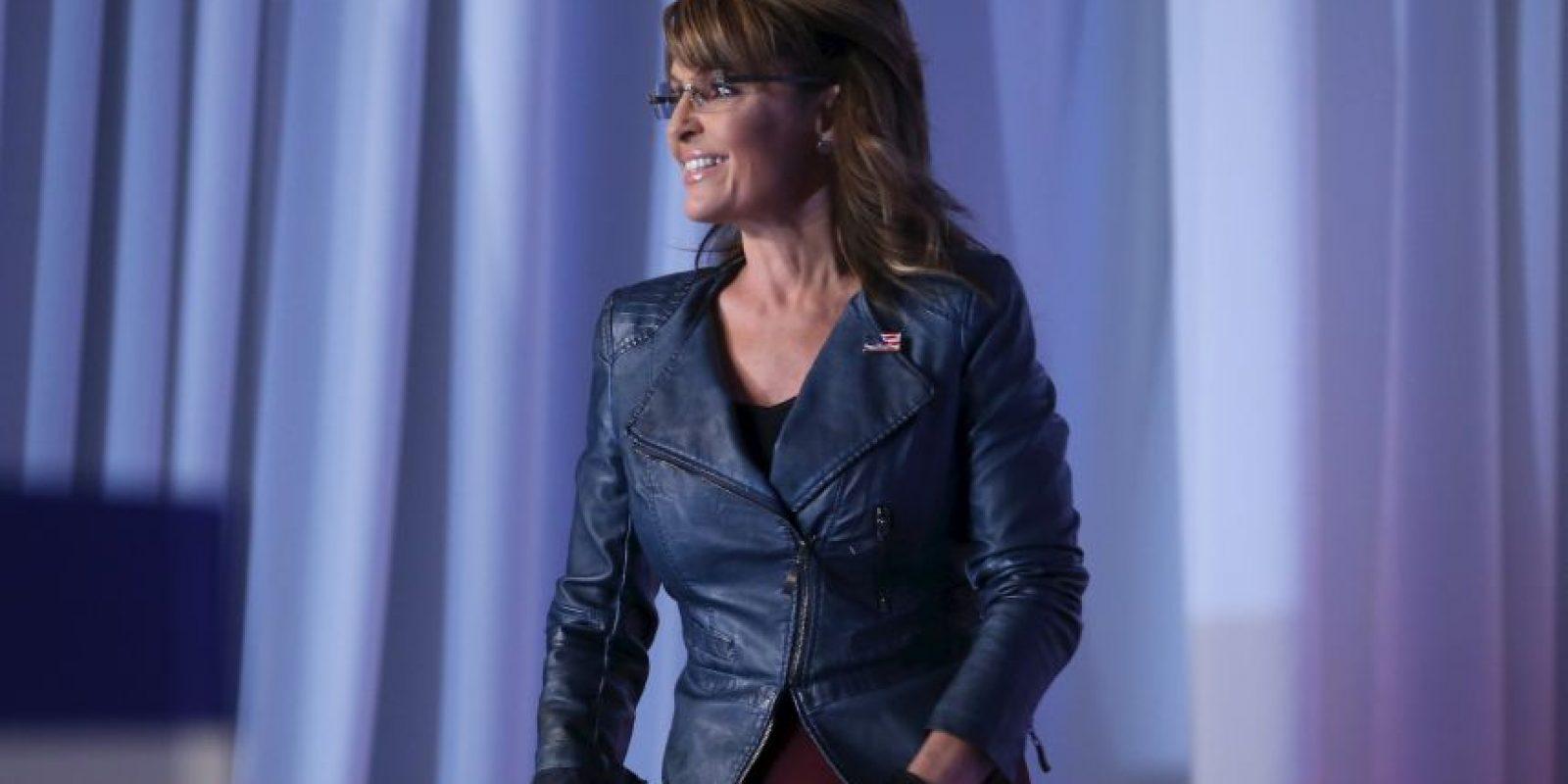 Ella confeso estar interesada en ser Secretaria de Energía si es que Donald Trump gana las elecciones. Foto:Getty Images
