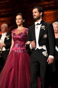 Se casará con el príncipe Carlos de Suecia Foto:Getty Images