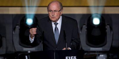 La FIFA generó cinco mil 700 millones de dólares en los cuatro años previos al Mundial de Brasil 2014 Foto:Getty Images