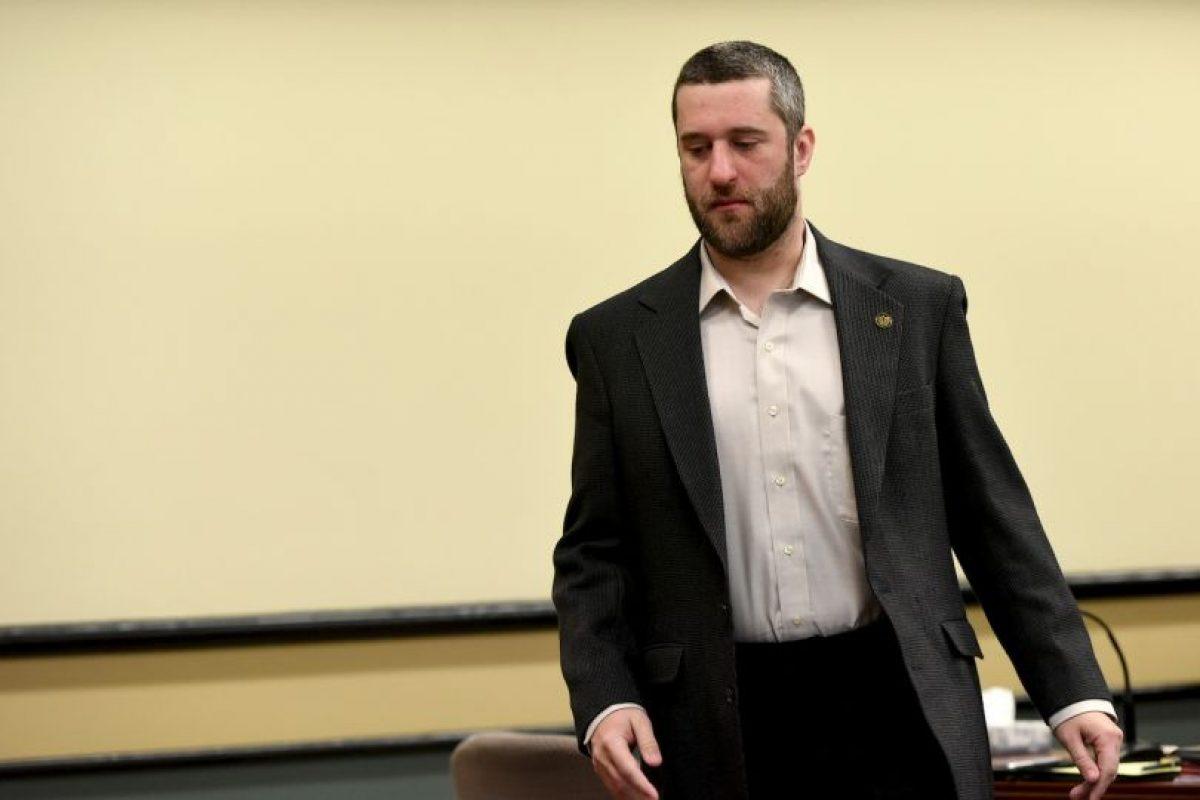 Debido a esta fue sentenciado a cuatro meses de prisión Foto:Getty Images