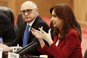 Cristina Fernández, presidenta de Argentina, es acusada de tener una empresa fantasma. Foto:Getty Images