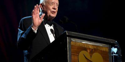 Su mandato duró desde 1977 a 1981. Foto:Getty Images
