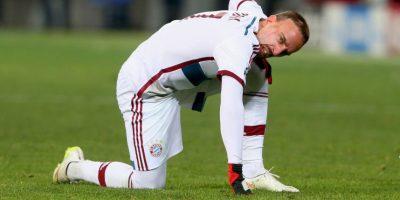 De joven fue albañil, pero siempre tuvo claro que el fútbol era su pasión Foto:Getty Images