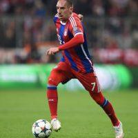 """""""Cuando 70 mil personas gritan mi nombre en el Estadio del Bayern, no me hace falta ningún otro premio"""", declaró después de perder el Balón de Oro en 2013 Foto:Getty Images"""