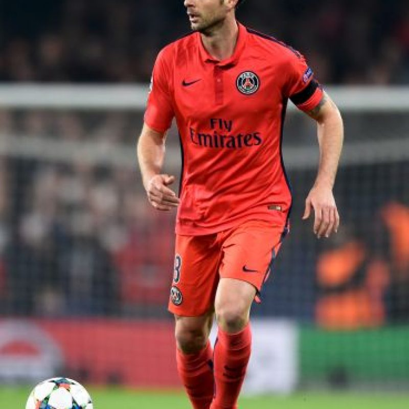 11. Thiago Motta Foto: Getty Images