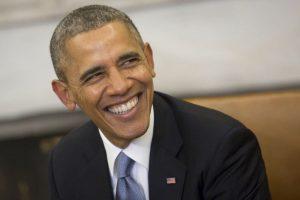 El presidente de los Estados Unidos ha confesado antes que la música es algo que lleva dentro Foto:Getty Images