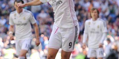El futbolista del Real Madrid Karim Benzema pasó la noche con Rihanna