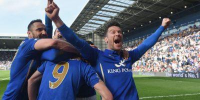 El Leicester City es un club inglés de la ciudad de Leicester en Leicestershire. Foto:Getty Images