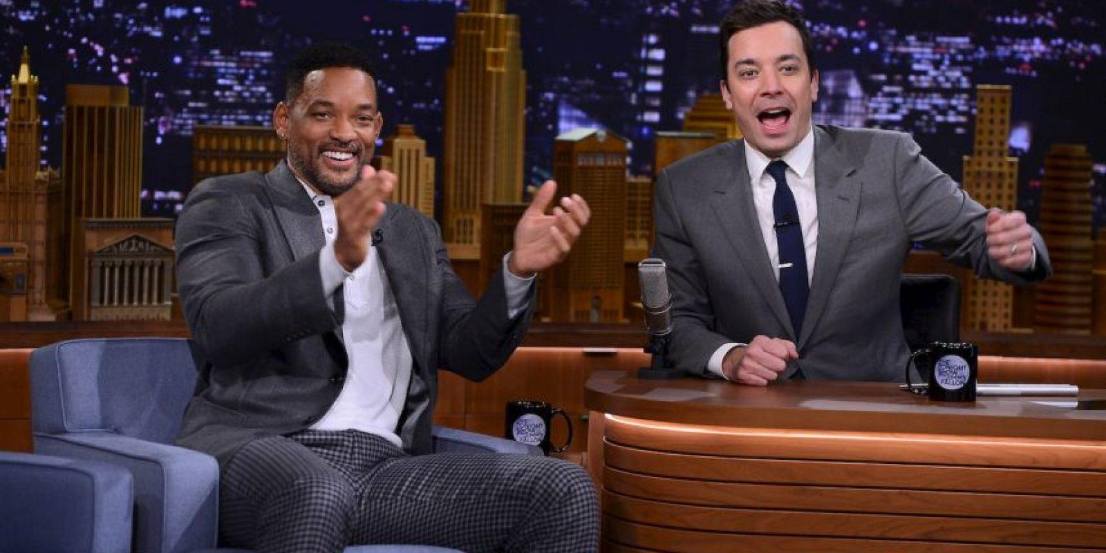 """Como consecuencia del accidente, la grabación del programa """"The Tonight Show"""" ha sido suspedida. Foto:Getty Images"""