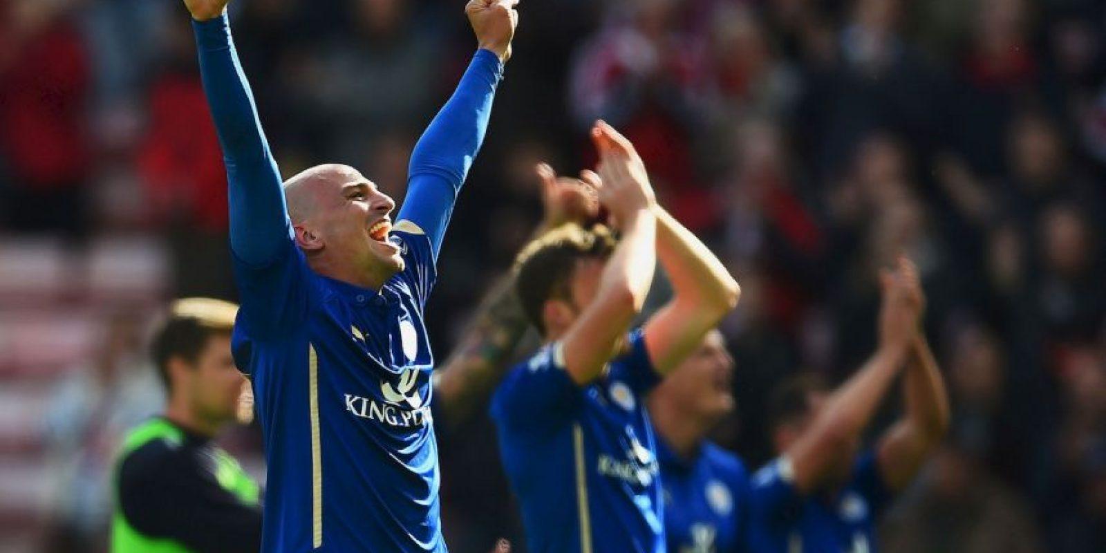 Sufrieron durante toda la temporada pero al final, lograron eludir el descenso y jugar así un año más en la Premier League. Foto:Getty Images