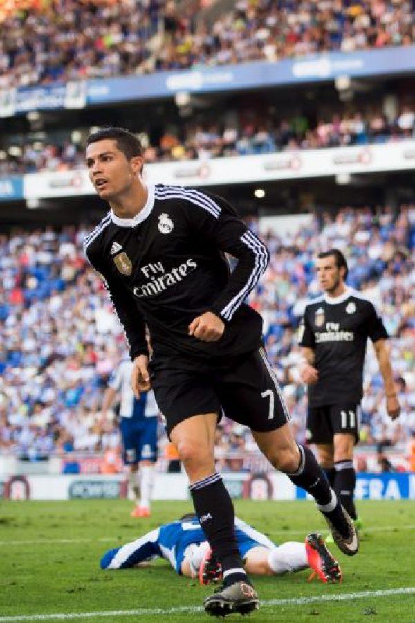 """""""CR7"""" y el Madrid se fueron con las manos vacías Foto:Getty Images"""