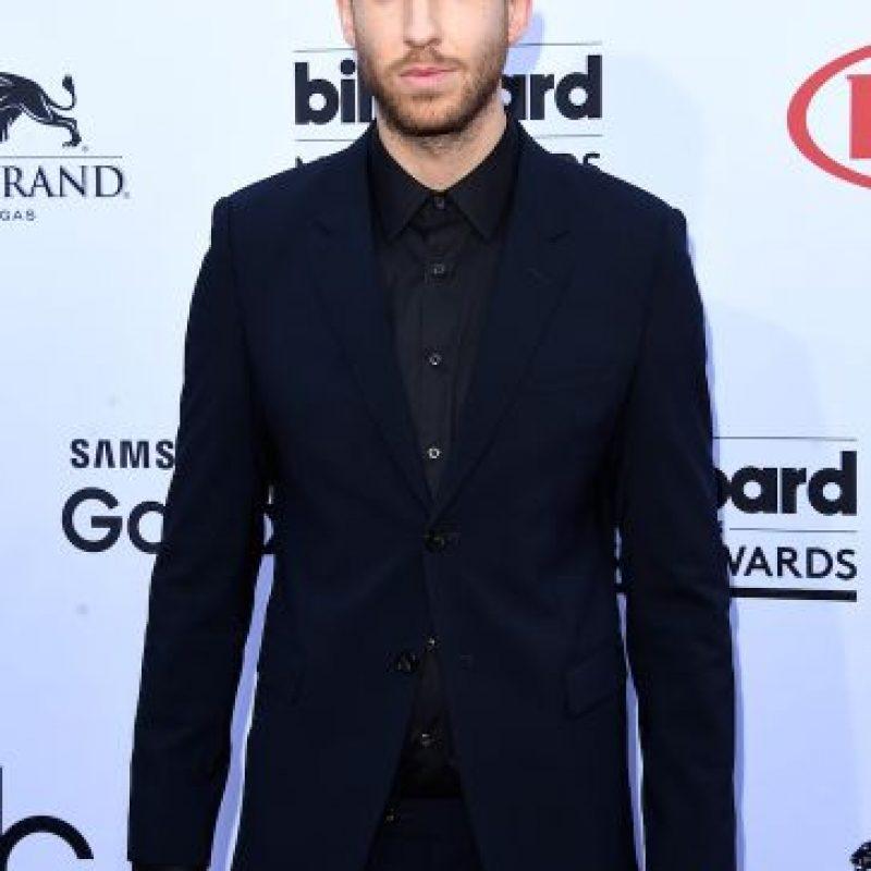 La relación de Calvin Harris y Taylor inició en febrero. Foto:Getty Images