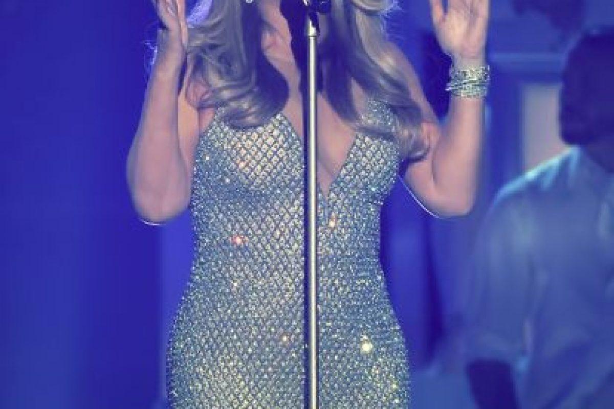 A los 22 años, en 1996 hizo público su romance con la cantante Mariah Carey, un noviazgo que duró hasta 1998. Foto:Getty Images