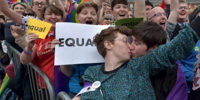 La sentencia se apoyó en un artículo de la ley de la Persona Joven en el que se reconocen las uniones personales sin discriminaciones. Foto:Getty Images