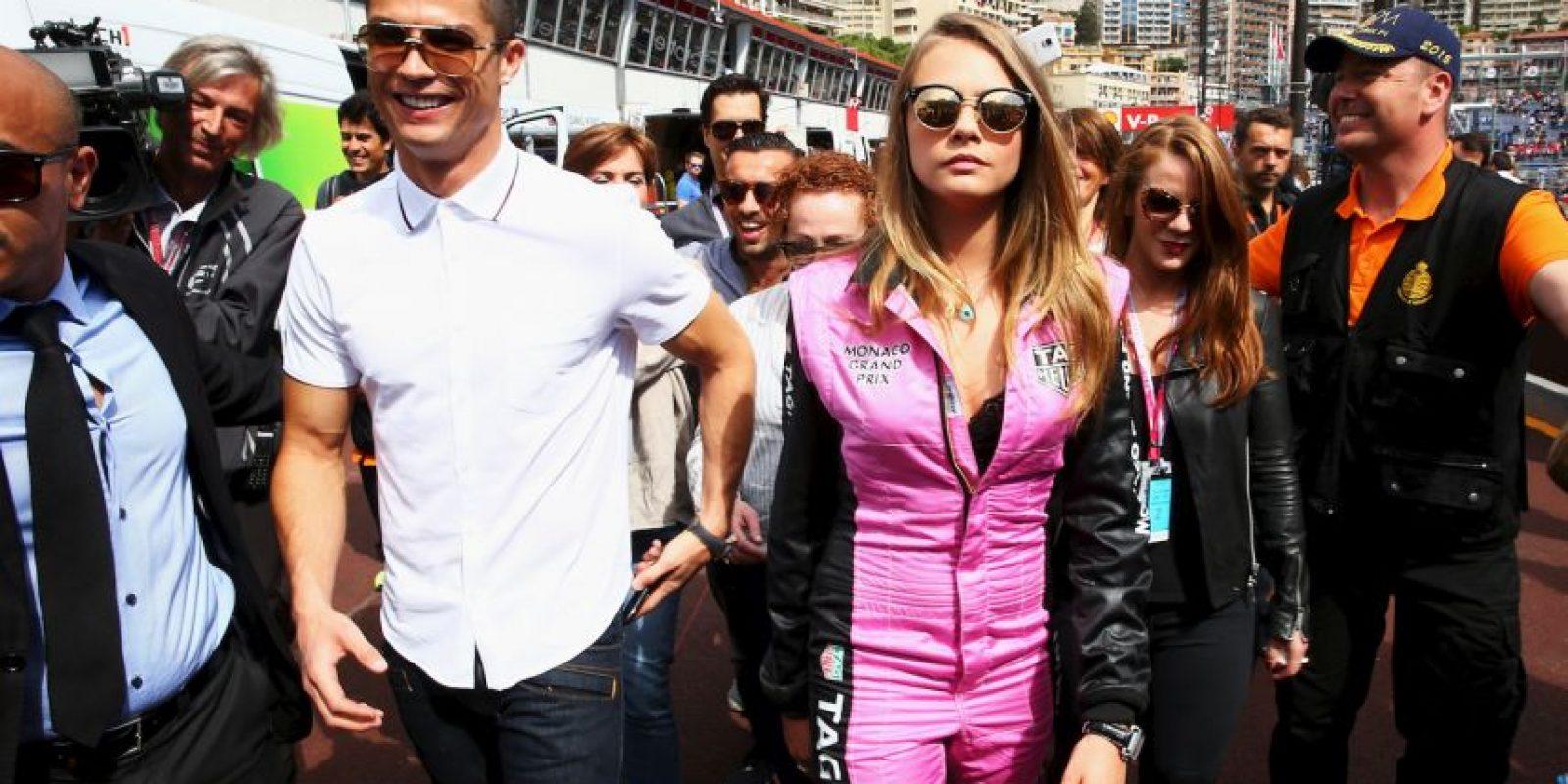 Antes fue captado en el GP de Mónaco Foto:Getty Images